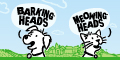 Barking Heads & Meowing Heads produce vibrant, fun, healthy, ethical brands of food for your cats and dogs.